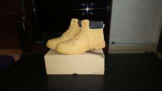 Timberland inspired boots