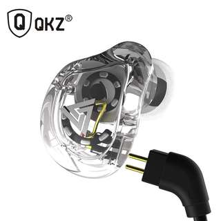 QKZ VK1 Dual Drivers IEM w/ mic
