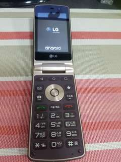 LG Gentle android flip phone