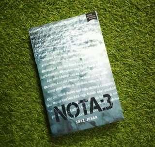 Nota 3 - Buku Fixi