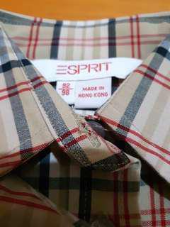 🚚 小童Esprit 襯衫