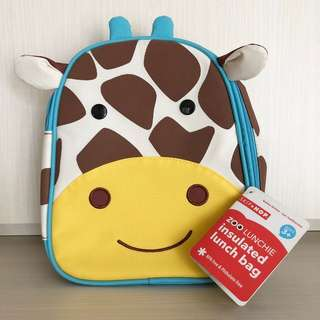 *Reduced* Skip Hop - Zoo Lunchie Insulated Lunch Bag - Giraffe