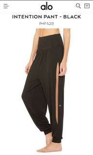Alo Yoga Intention Pants