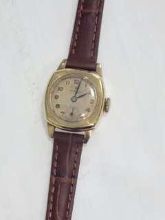 1940s Rolex Vintage very rare working condition 9 carat Ladies watch