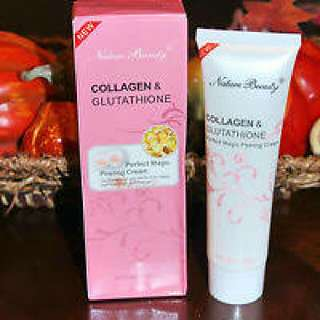 Nature's Beauty Collagen And Glutathione Peeling Gel