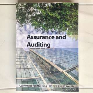AC2104 Assurance and Auditing / AC3104