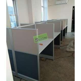 WORKSTATION CUBICLES OFFICE PARTITIONS--KHOMI