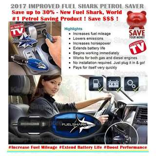 [KIBOT]Improved Version Neosocket Car Fuel Shark Fuel Saver/Increase Mileage/Save 20-30% Gas/FuelShark/Neo Socket/No Modification Plug and Save/Spend Few$ Save $$$$[As Seen on TV]