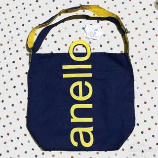 "ANELLO ""O"" Handle 2-Way Bag (Authentic)"
