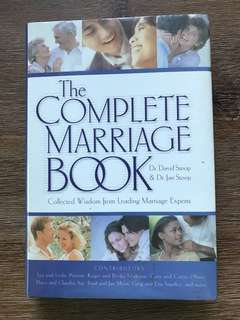 The Complete Marriage Book