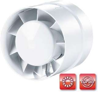 (525) Ventilation kit VENTS 100 VKO Turbo