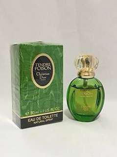 Parfum Christian Dior Tendre Poison 30ml