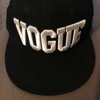 🚚 VOGUE棒球帽(GD同款)
