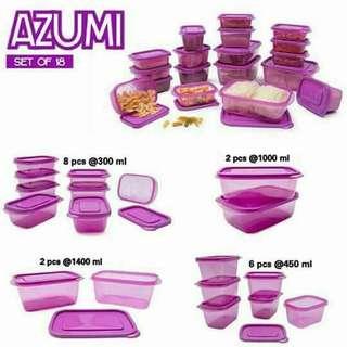 Azumi set 18