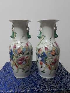 Porcelain Vases