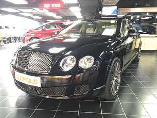11/12 BENTLEY CONTINENTAL FLYING SPUR