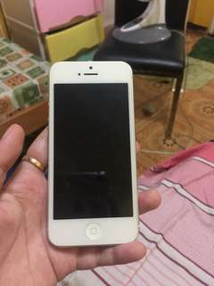 Iphone 5 Original DEFFECTIVE!