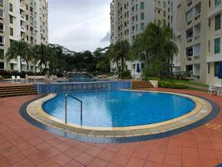 Down Town Line MRT 1min. Walk Condo. RENT 2 bdrm & 3 bedroom Quick access to City. CBD. Newton /Novena /Orchard/ One North /Holland/Steven road