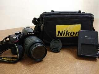 Nikon DLSR D3200