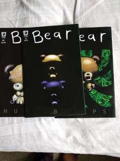 Bear 1-3