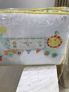 PRICE REDUCED Baby Cot Bumper (Mothercare)