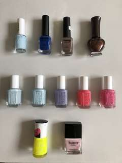 Nail Polish Bundle Set