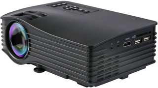 Black LED Projector