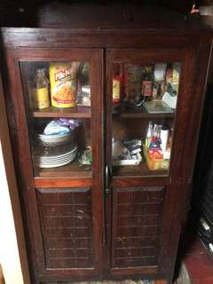 NARRA ANTIQUE CABINET