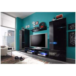 🚚 Ready Stock - TV Console and Wall cabinets 280cm