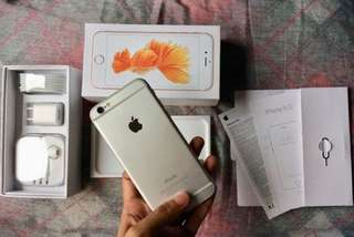 IPHONE 6 64GB SILVER/WHITE