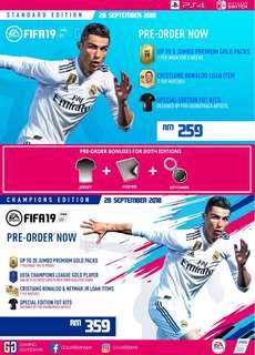 FIFA 19 (PS4/NS)