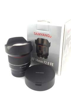 Samyang AF 14mm F2.8 FE Sony