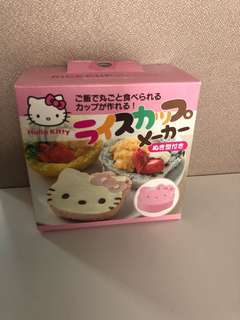 Hello kitty bento maker