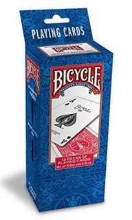 Uspcc bicycle playing card (brick)