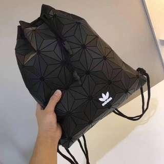 2PCS LEFT!! FREE POSTAGE + FREE GIFT!!Adidas 3D Gymsack Bag   HOT ITEM