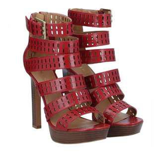 Nine West heels in Red