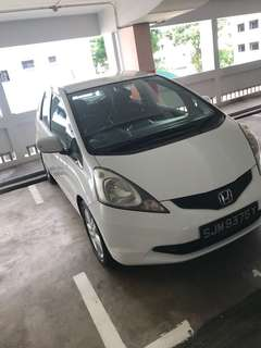 Honda Jazz & avante for rent