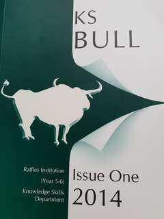 Selling KS bull essays