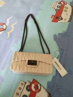 Miniso Jelly Bag (Cream)