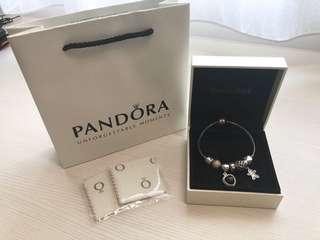 Pandora 潘朵拉串珠手鏈