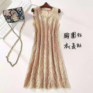 🚚 氣質類蕾絲洋裝