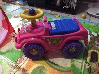 Baby's Car
