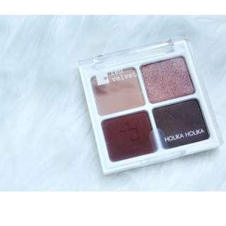 HOLIKA HOLIKA Piece Matching Shadow Palette in Red Velvet