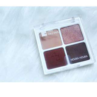 HOLIKA HOLIKA Piece Matching Shadow Palette in Red Velvet