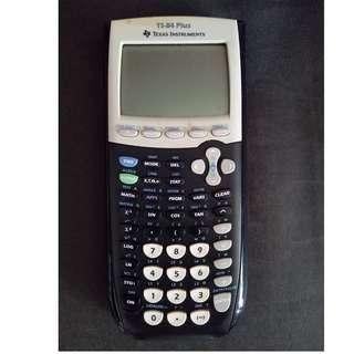 TI 84 graphic calculator [ working condition ]