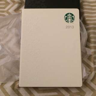 Starbucks Planner 2013 & 2016, Witty Will Save The World