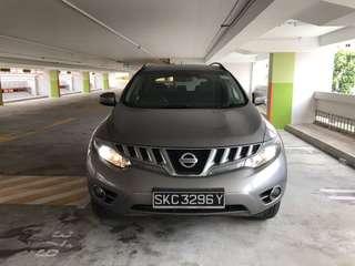 Nissan Murano v6 2011 🇸🇬