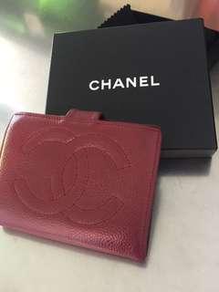 Authentic Vintage Chanel Wallet