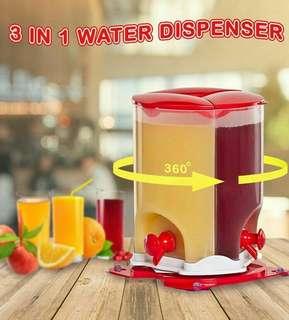3in1 Water dispenser
