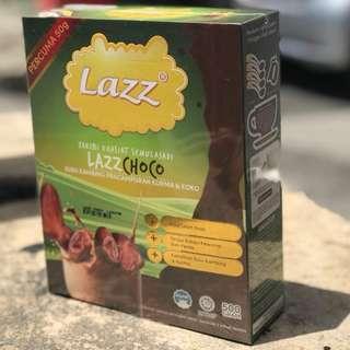 Lazz Susu Kambing Choco